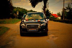 auto do ślubu 1