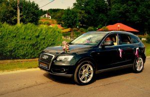 auto do ślubu 3