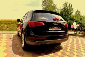auto do ślubu 4